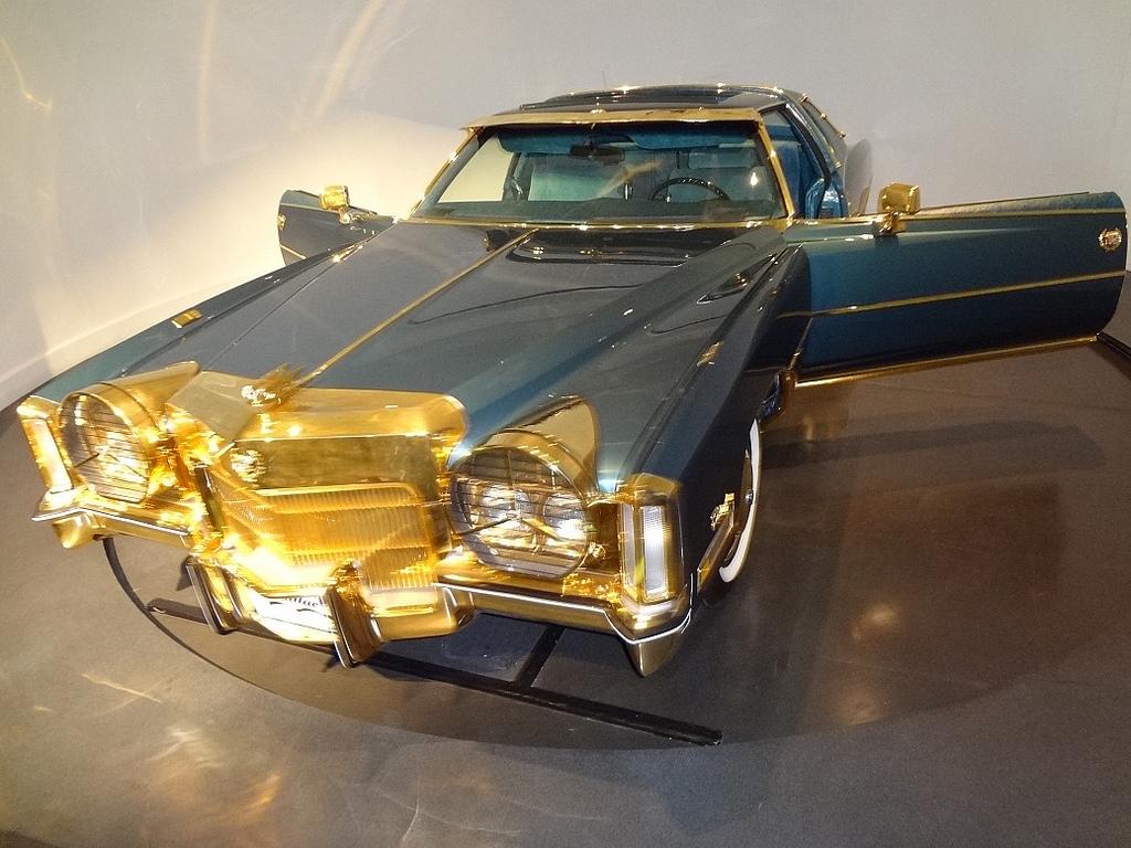 ... Memphis - Isaac Hayes' Cadillac | by bluesboybob