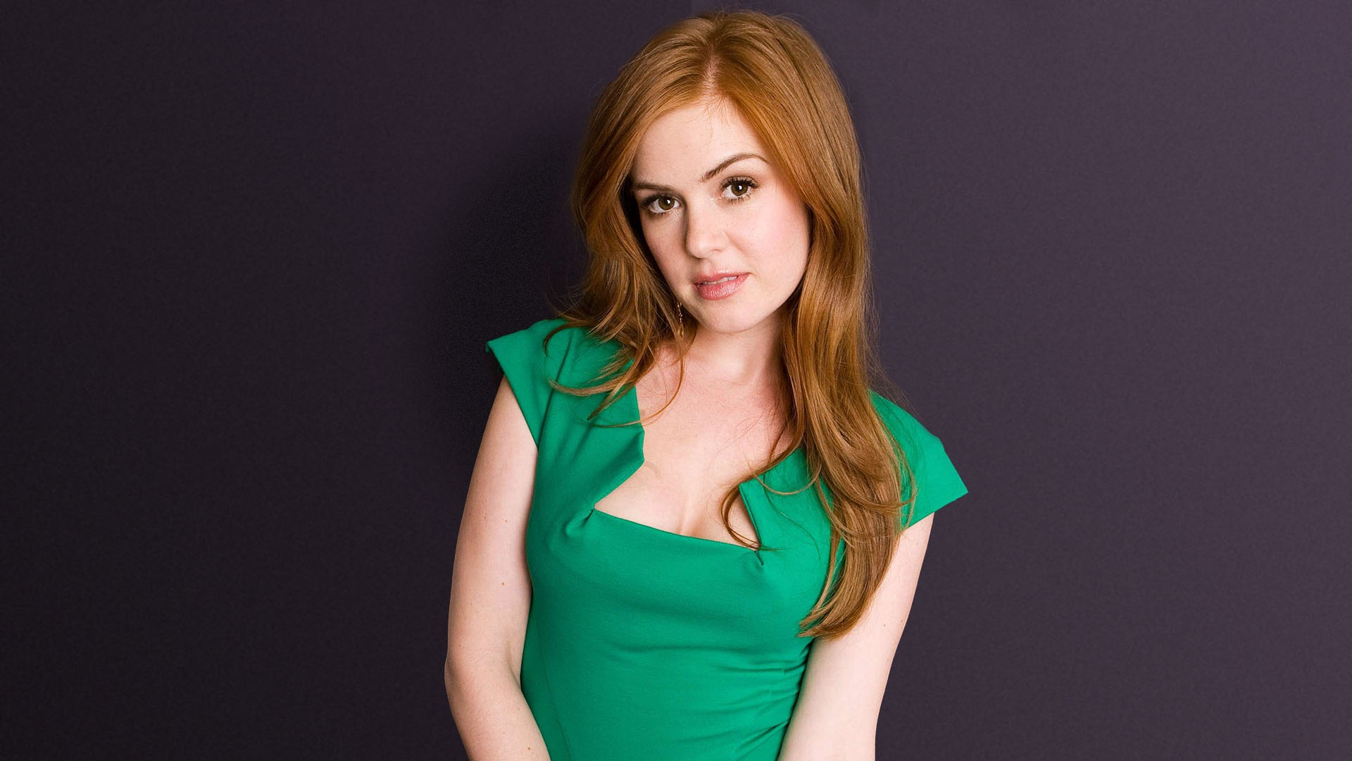 Beautiful Isla Fisher