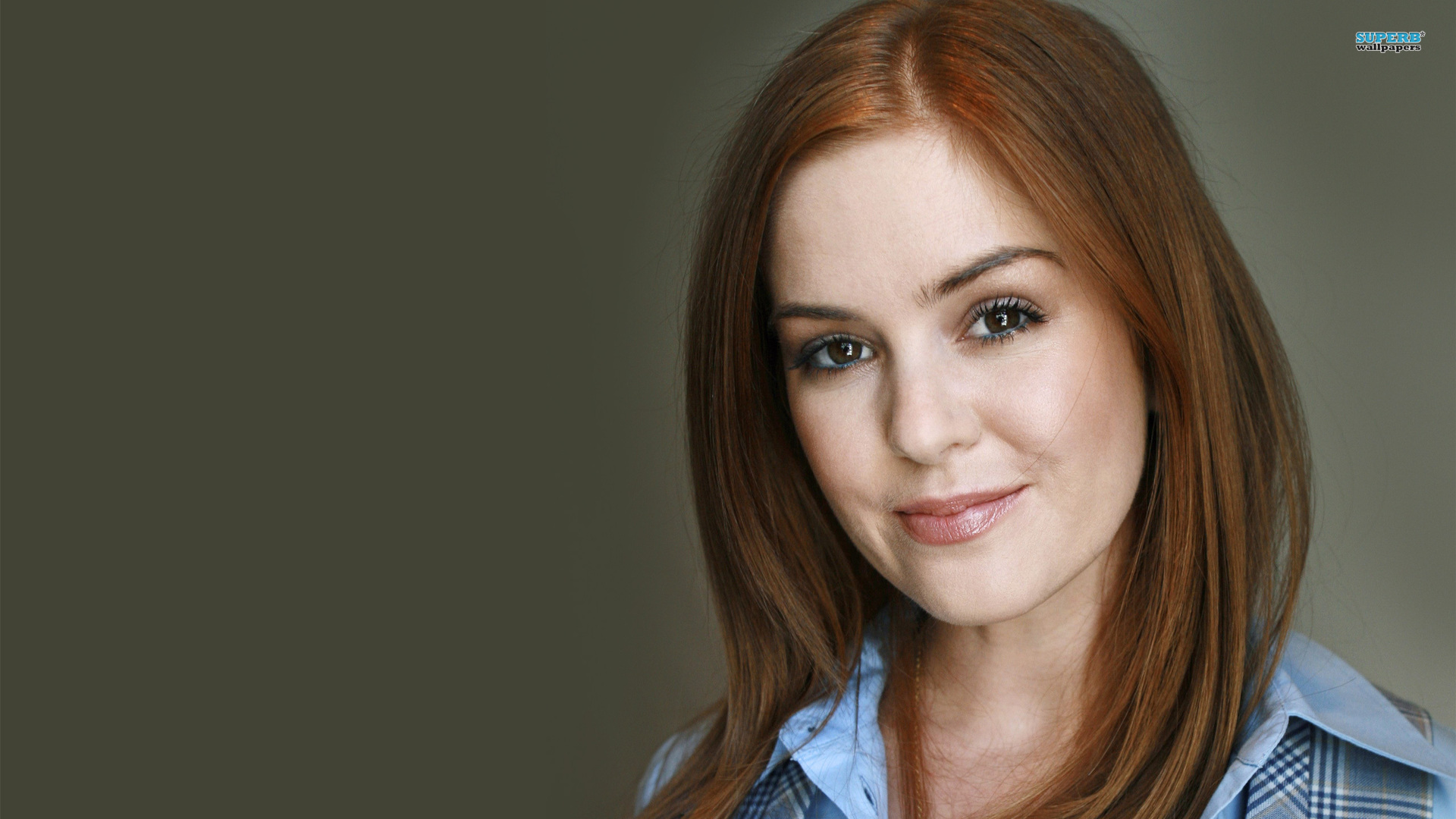 Isla Fisher wallpaper 1920x1080