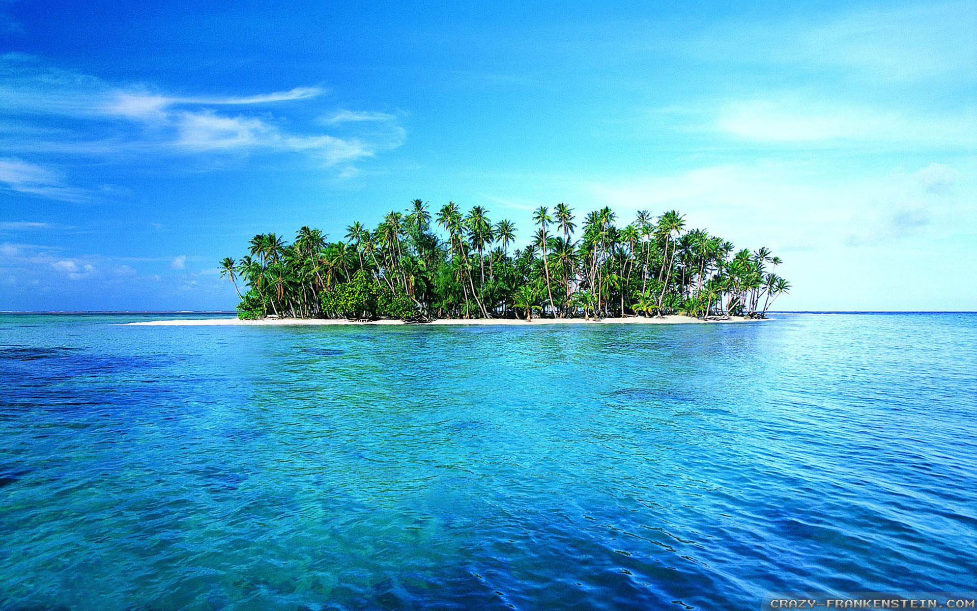 Wallpaper: Island Resolution: 1024x768 | 1280x1024 | 1600x1200. Widescreen Res: 1440x900 | 1680x1050 | 1920x1200