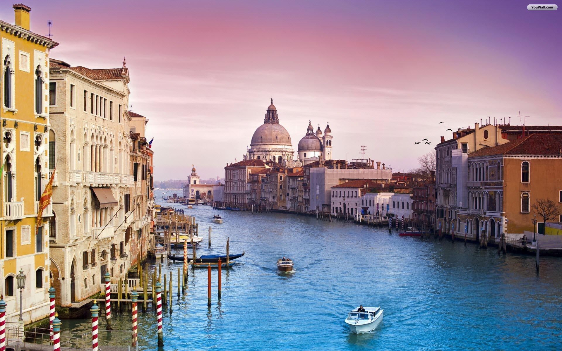Veneza Italy Wallpaper
