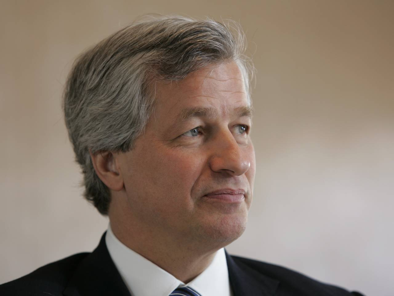 EnlargeJamie Dimon, CEO of JPMorgan Chase & Co. (Credit: AP/Paul Sakuma)