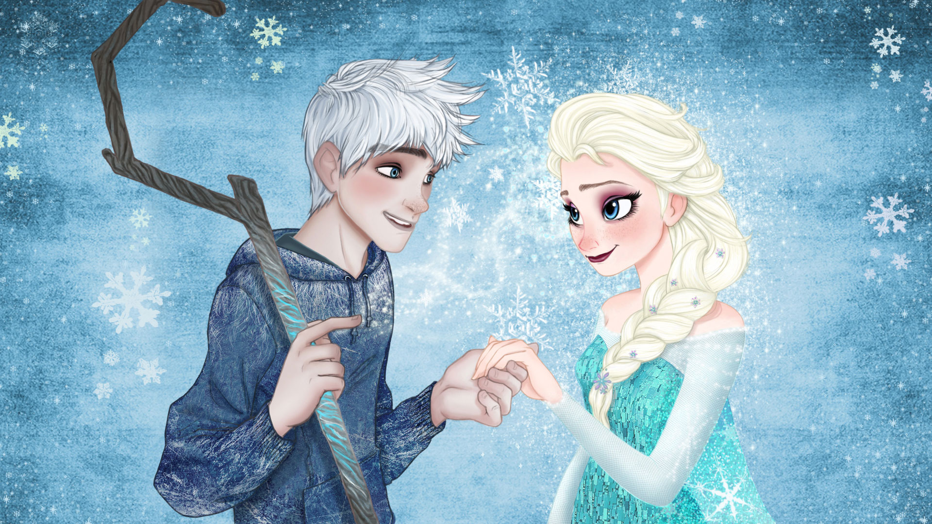 Jack Frost Art Cartoon