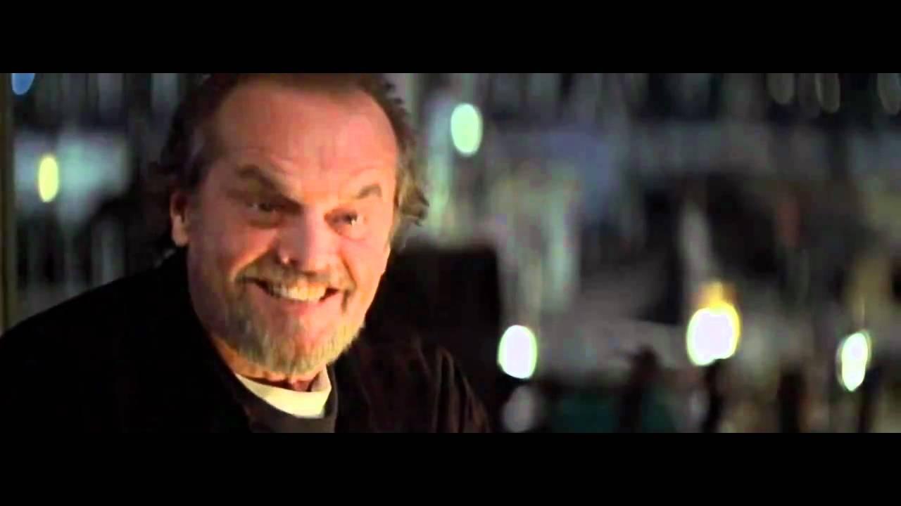 Jack Nicholson's Rape Face