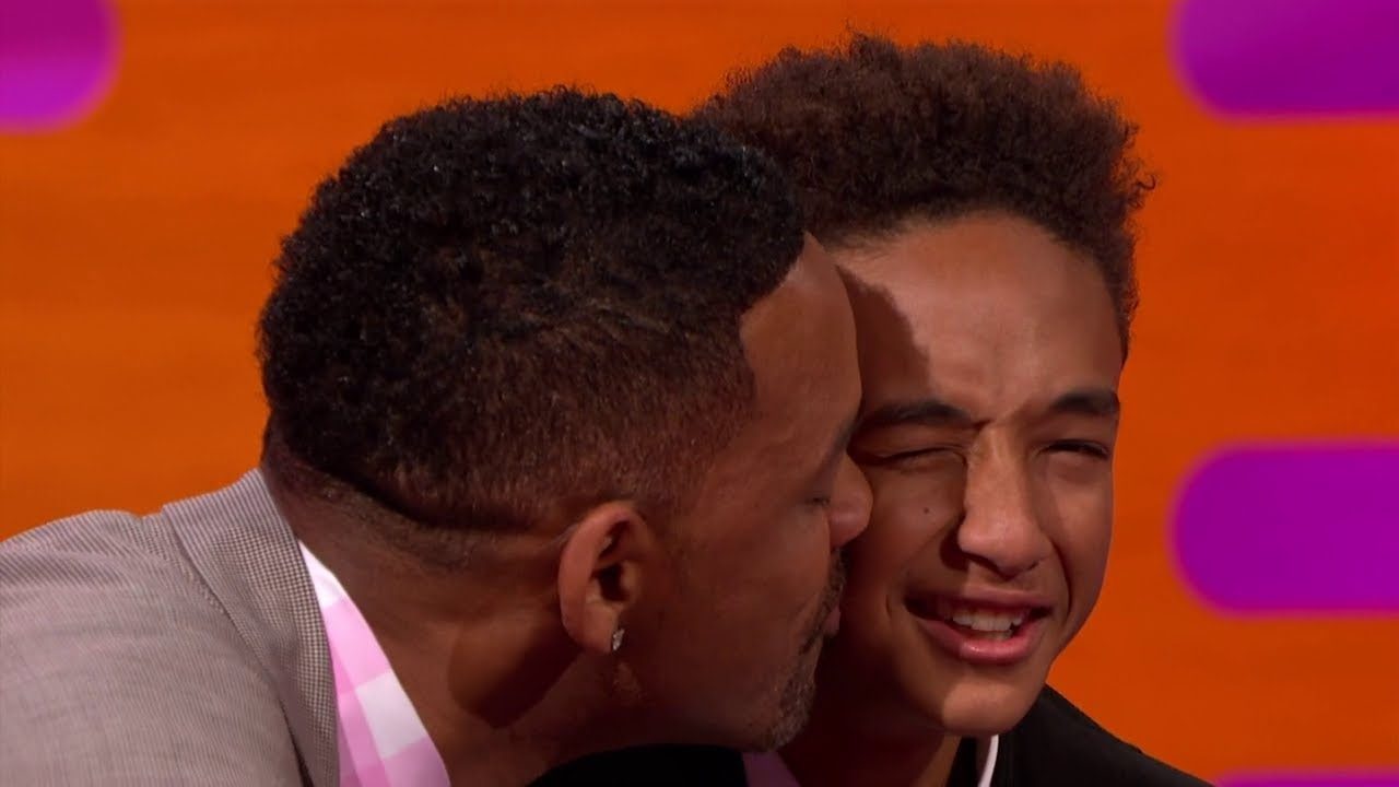 Jaden And Will Smith On The Graham Norton Show Full Interview HD (PART 1) (24-5-13).