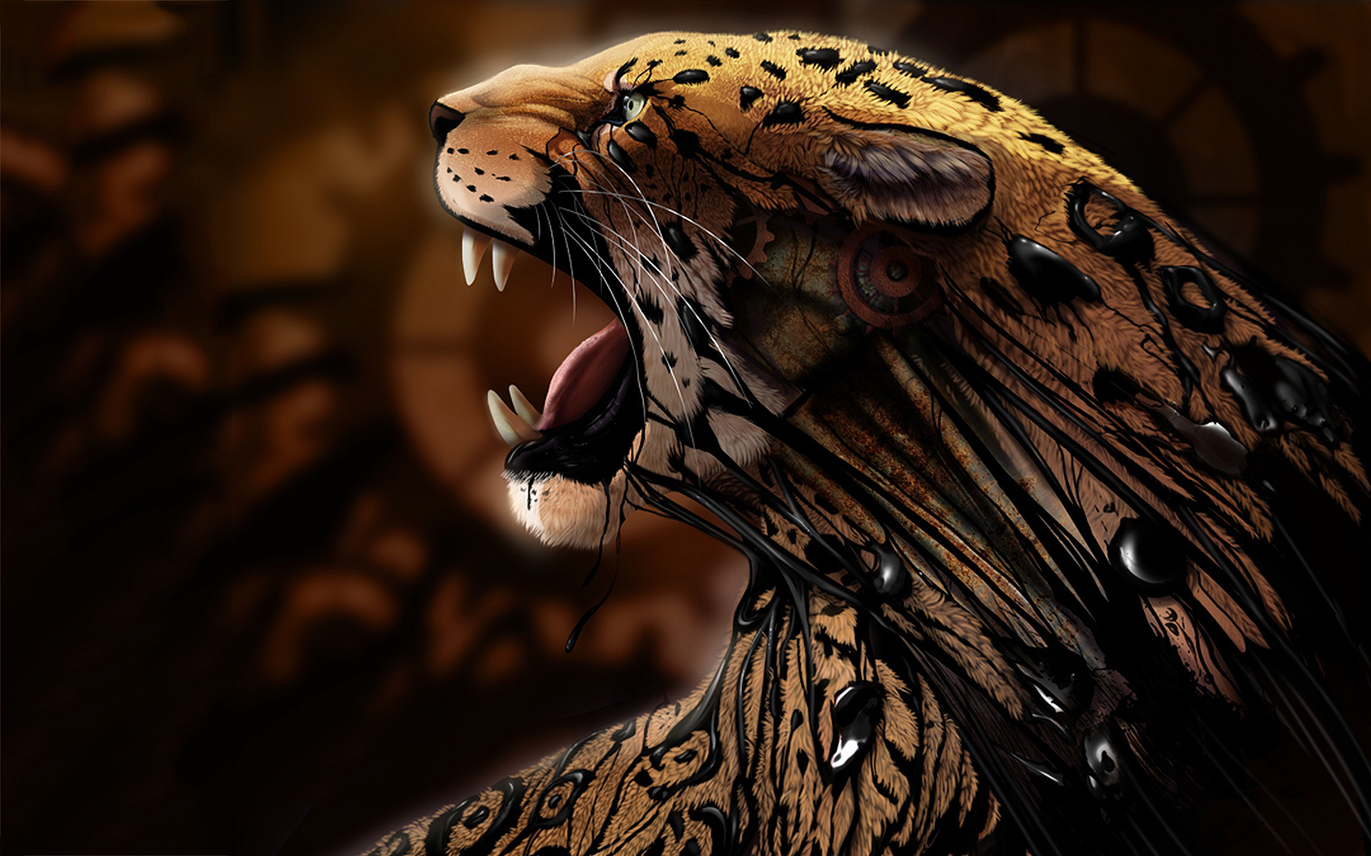 Jaguar artwork