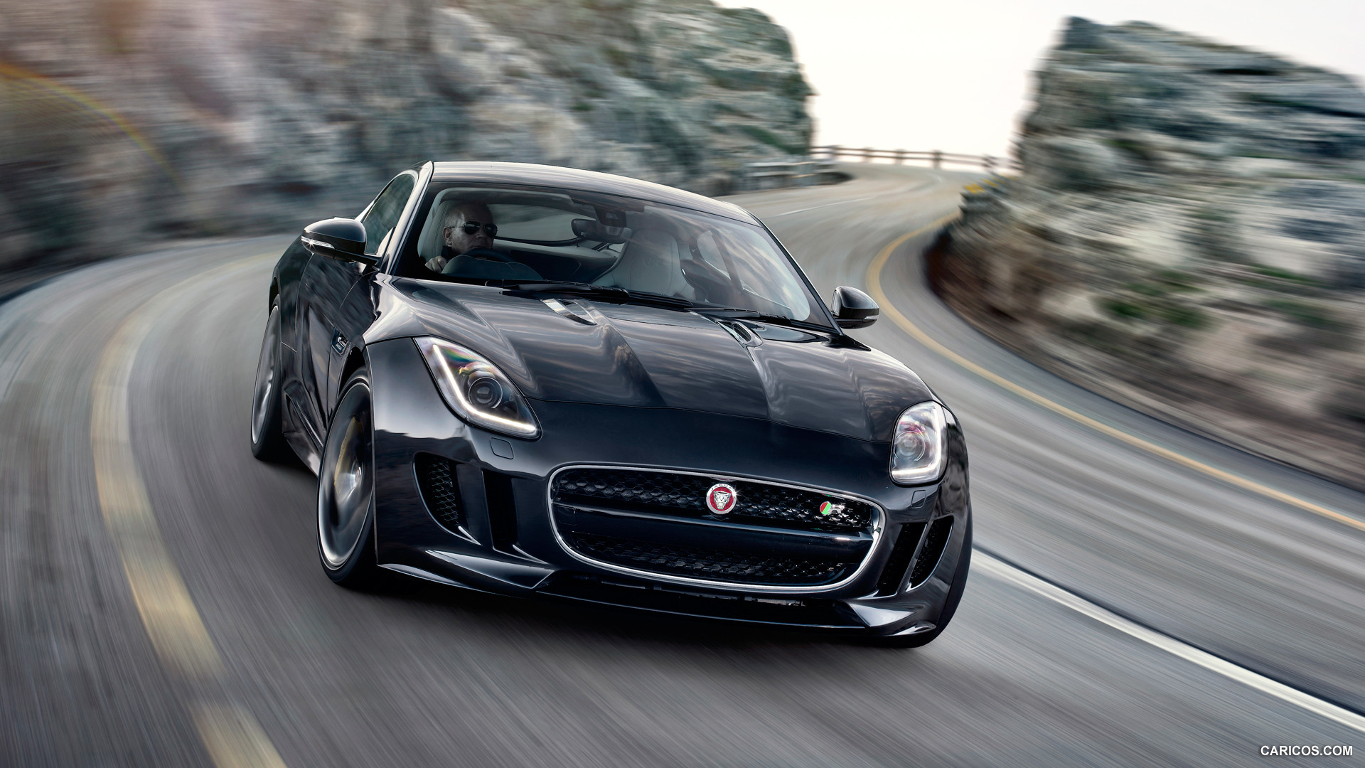 Jaguar F Type Wallpaper 1920x1080 60700