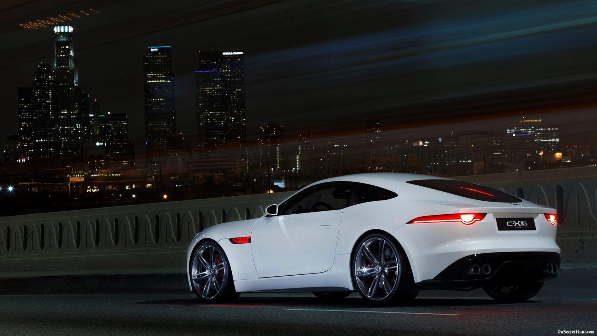 2016 Jaguar F Type R 10 Desktop Background Wallpaper