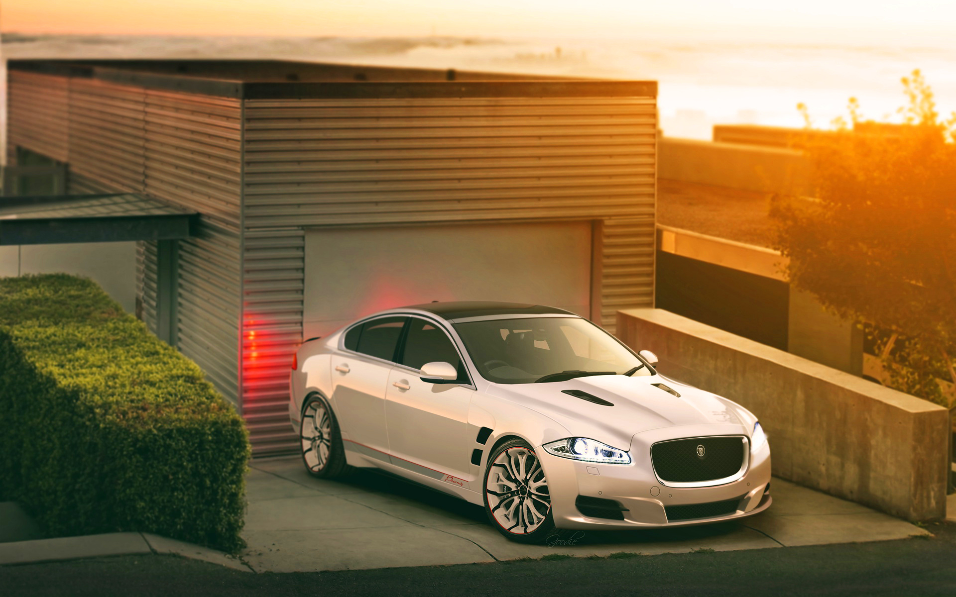 Jaguar tuning