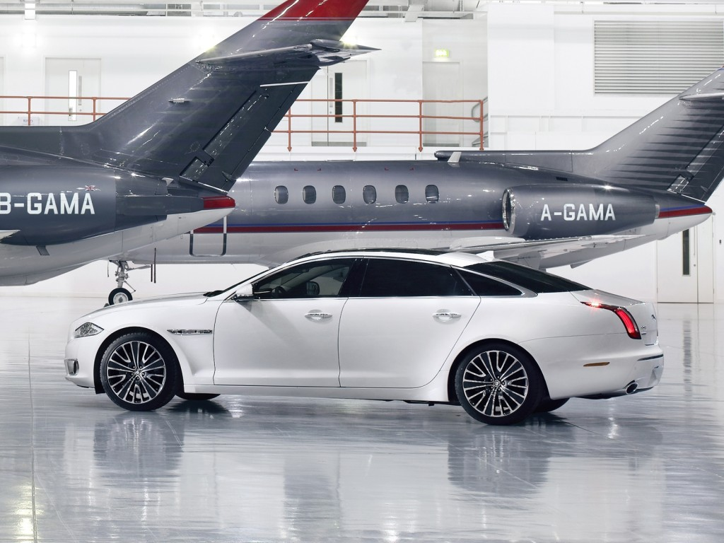 2014 Jaguar XJ Luxury Car Wallpapers