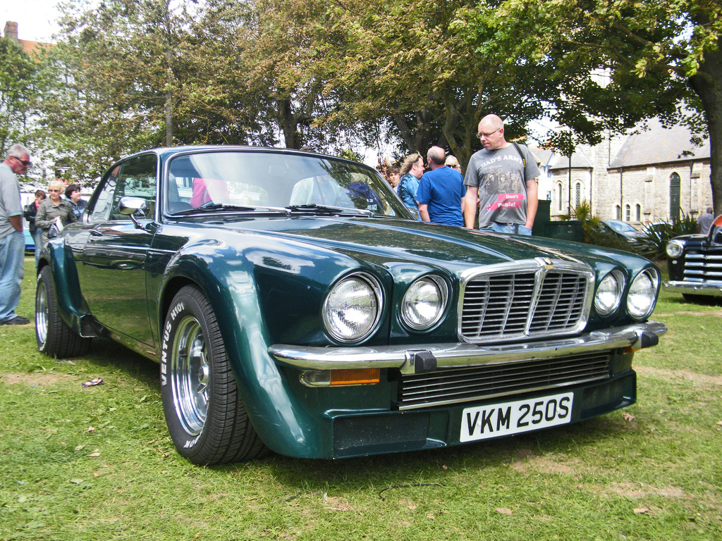 Jaguar XJ12C Car