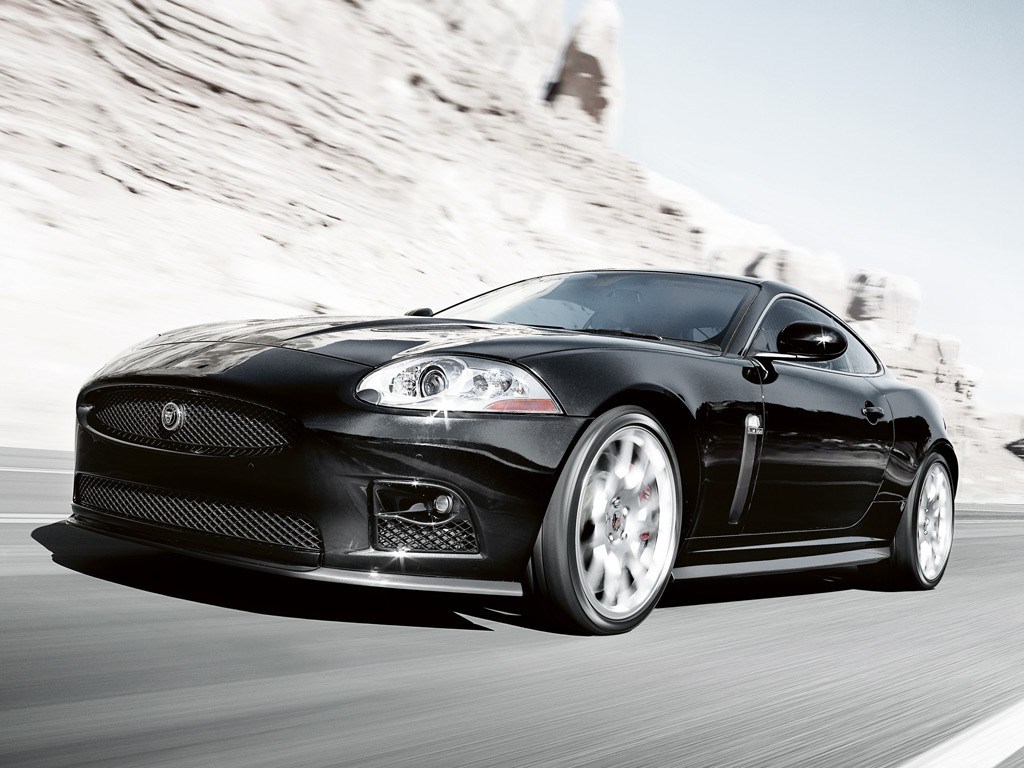 Jaguar XKR photo 01