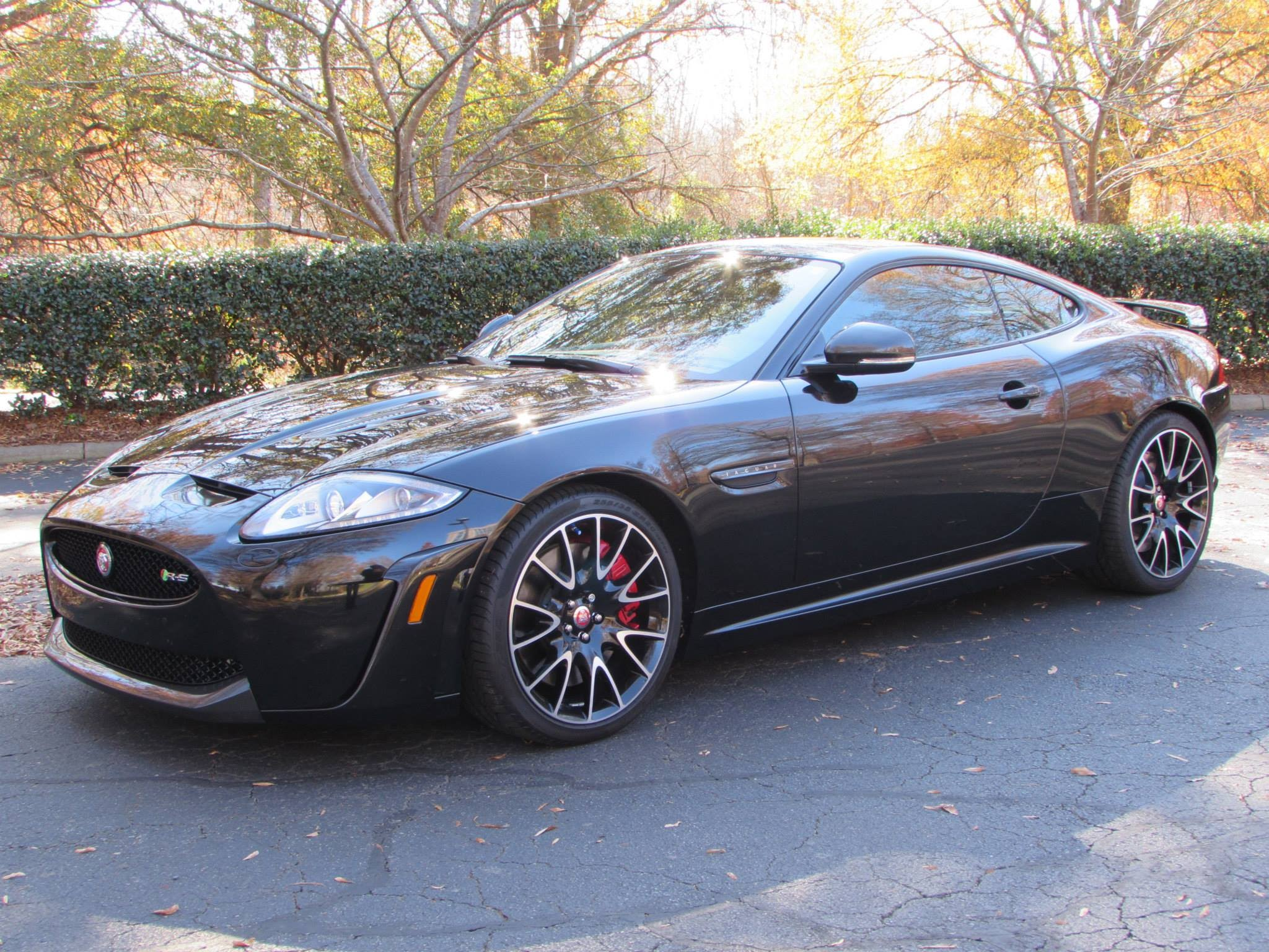 2015 Jaguar XKR-S Coupe/Convertible Start Up, Road Test, and In Depth Review
