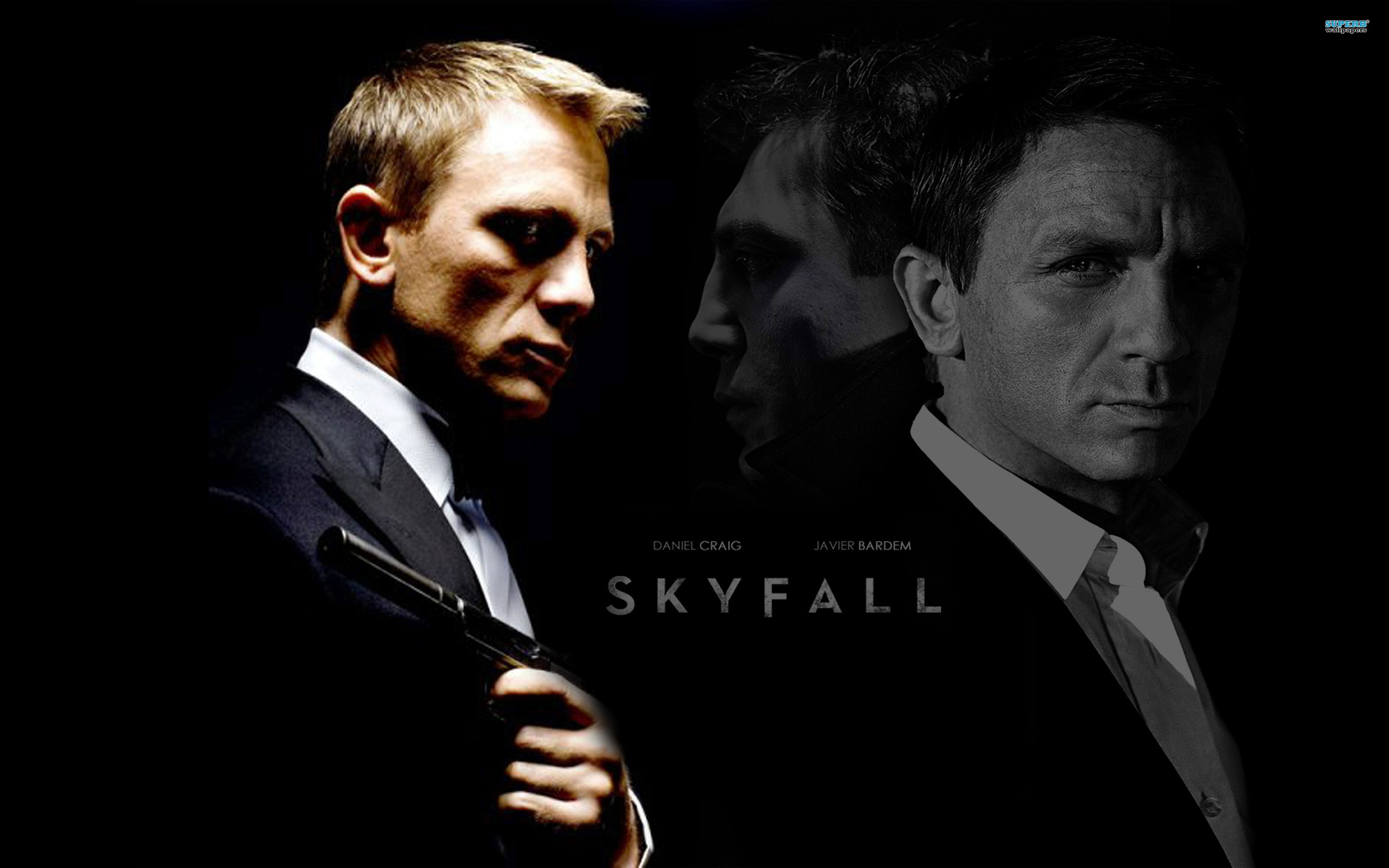 James Bond - Skyfall wallpaper 2880x1800 jpg