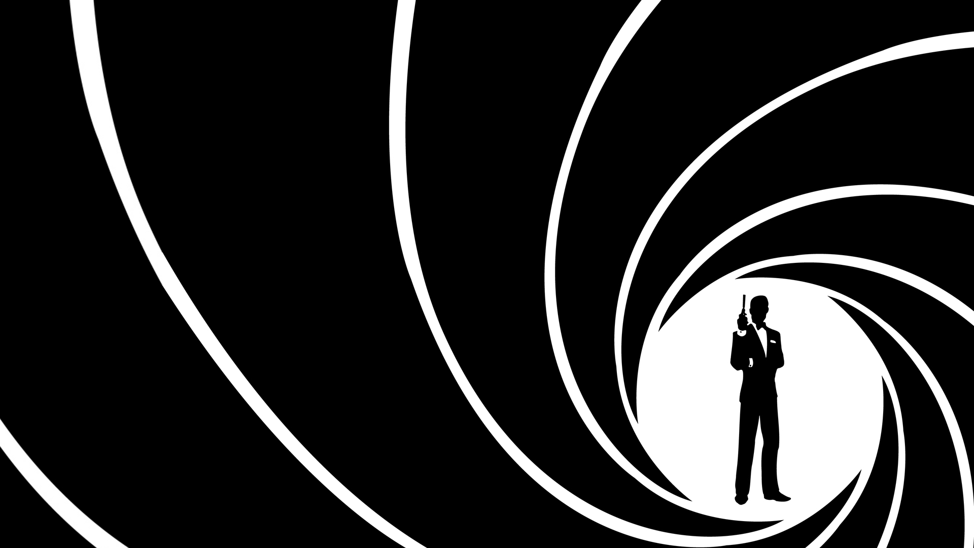 James Bond Wallpaper