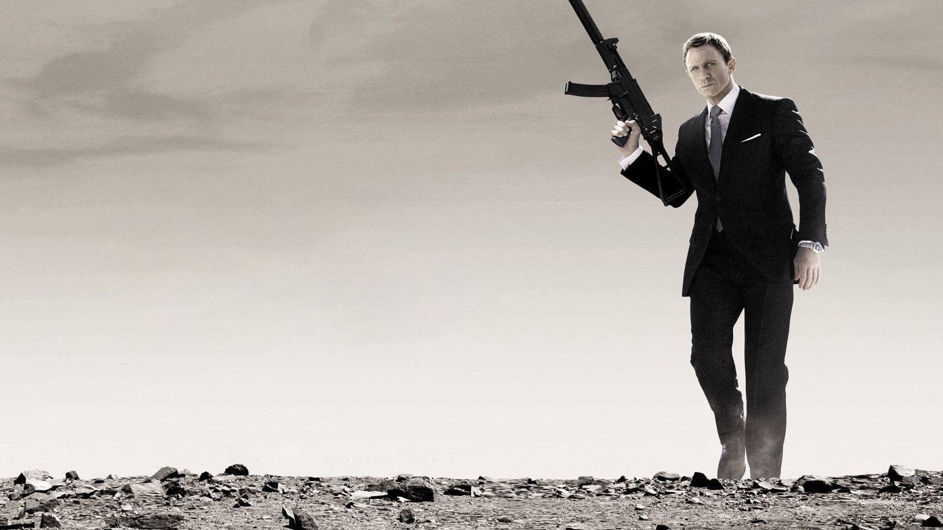 Wallpaper is also available for the other James Bond Movies: