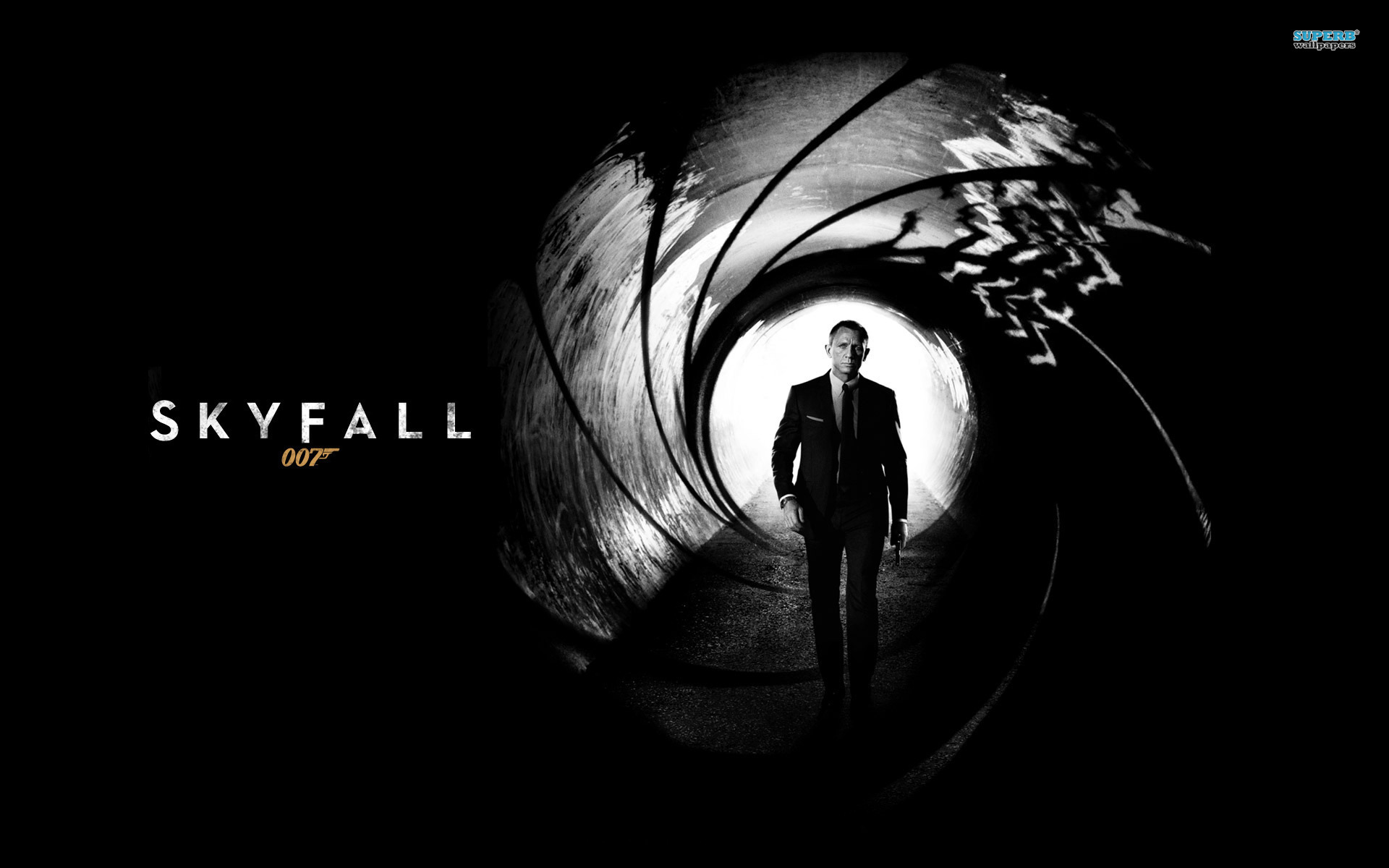James Bond - Skyfall wallpaper 1920x1200
