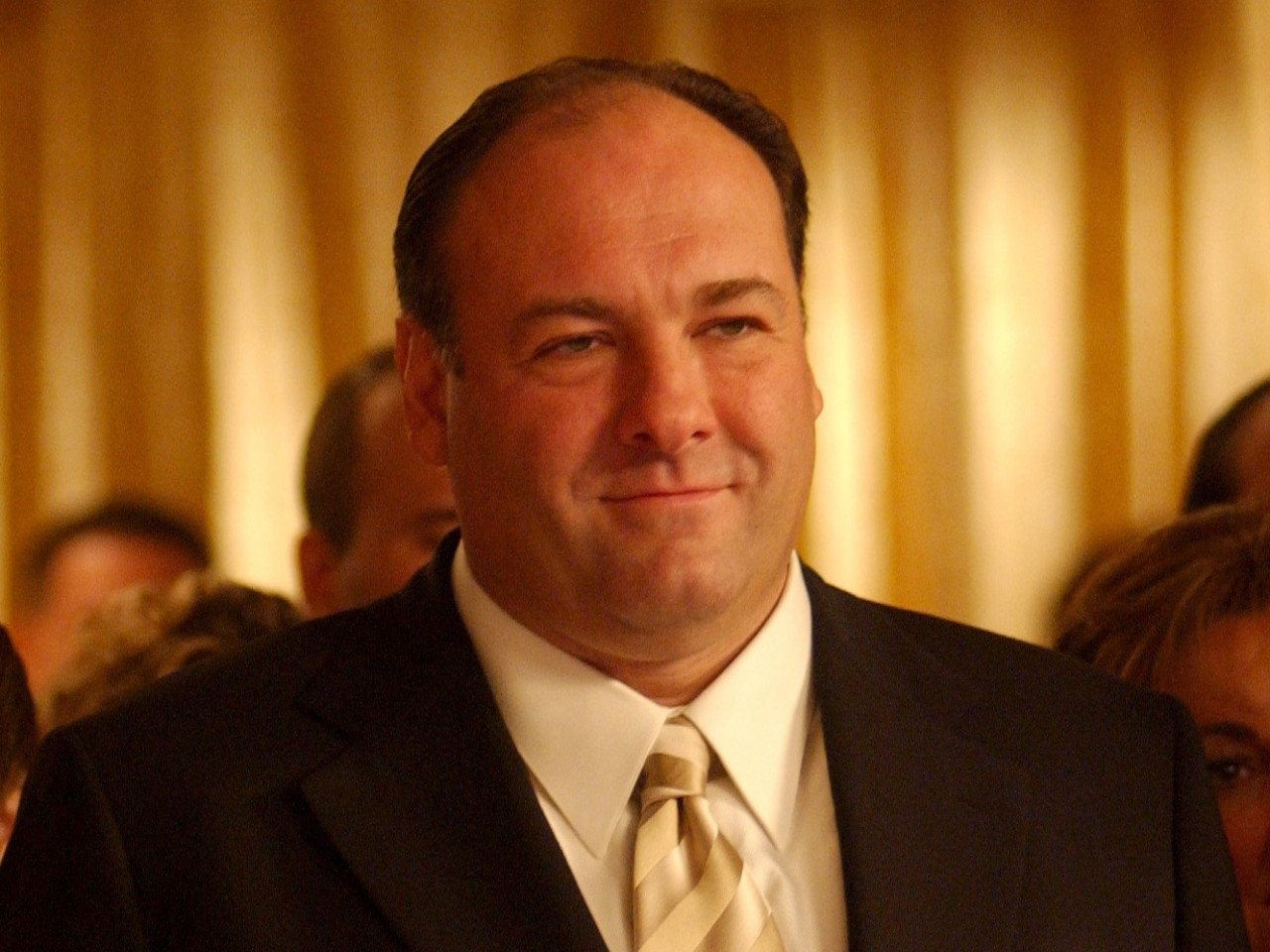 "Actor James Gandolfini, best known for his portrayal as mafioso Tony Soprano in HBO's hit series ""The Sopranos,"" died Wednesday of a heart attack."