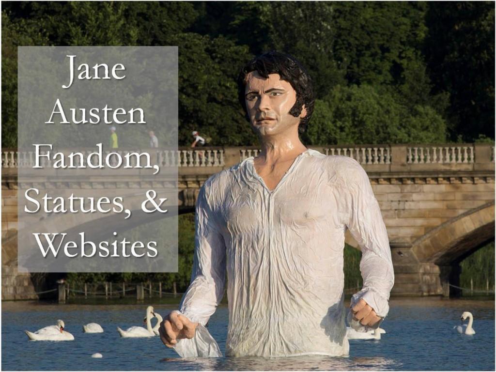 Talk Like Jane Austen Day Button Jane Austen Fandom, Statues, and Websites Button ...
