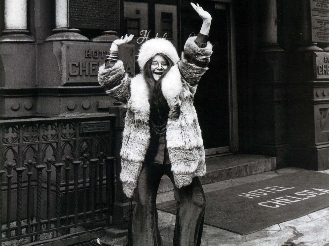 Janis Joplin by David Gahr