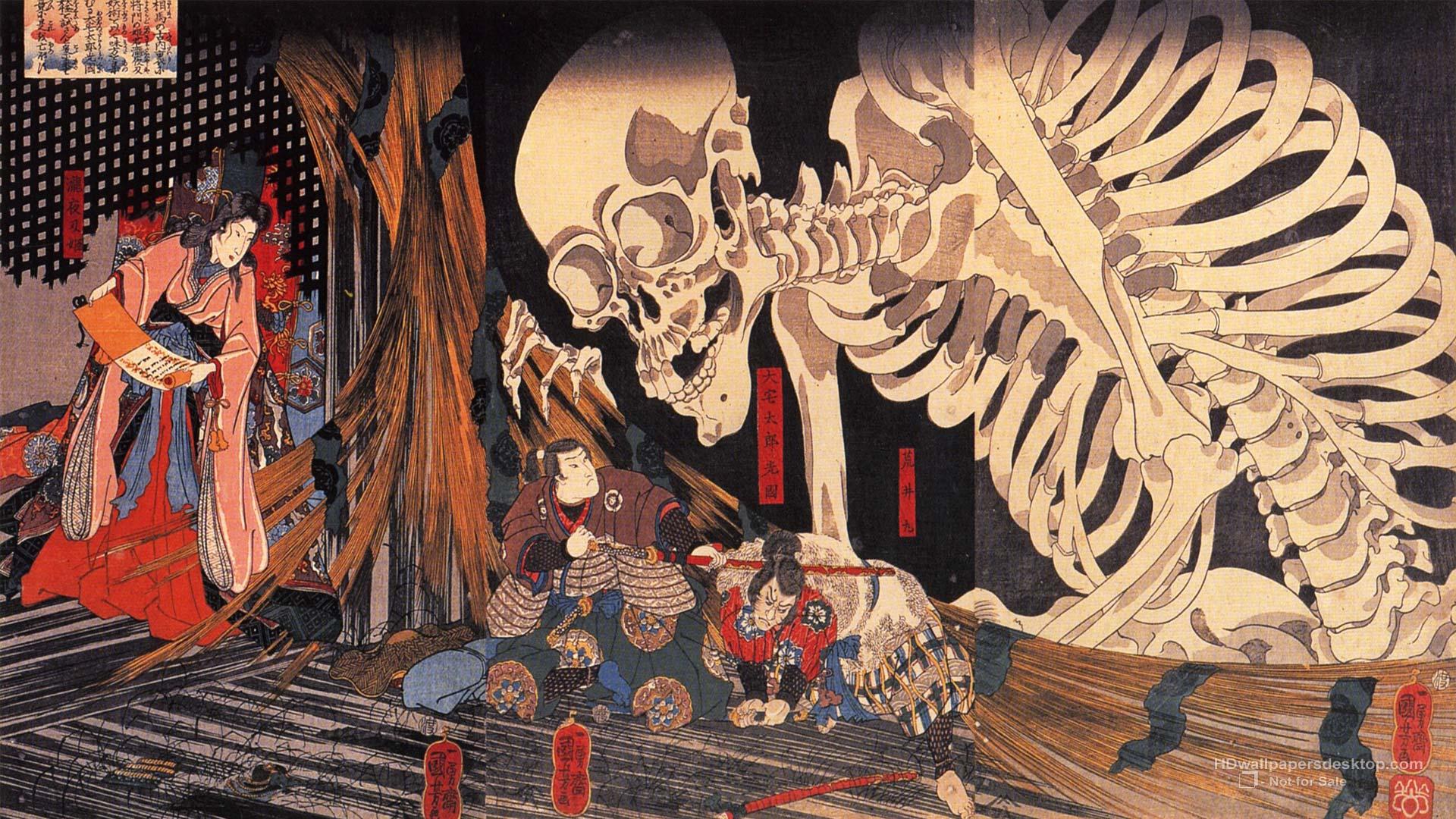 Japanese Art Wallpaper 1920x1080 43813