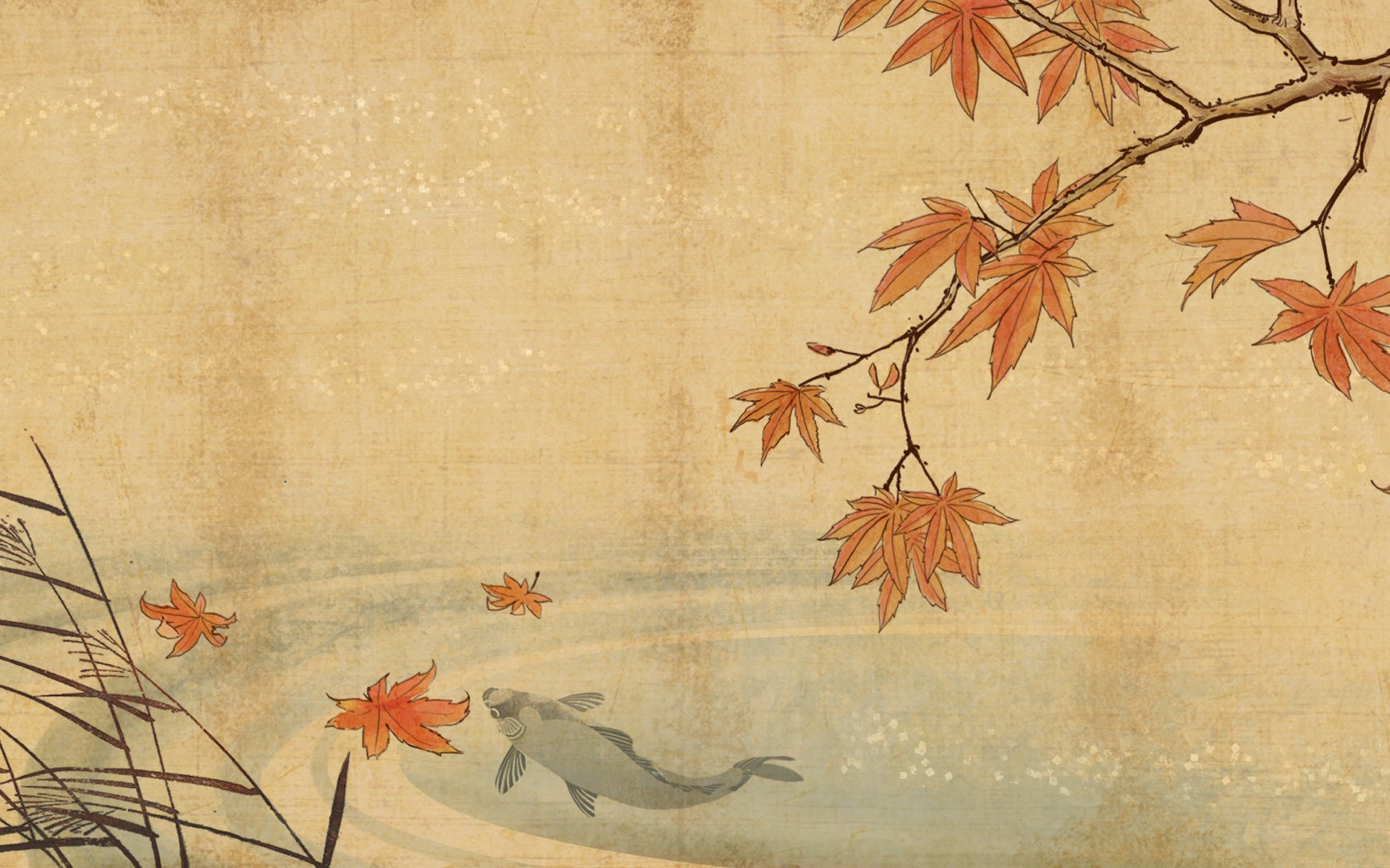 Japanese Art Wallpaper Hd: Japanese Wallpaper Art 1920x1200px