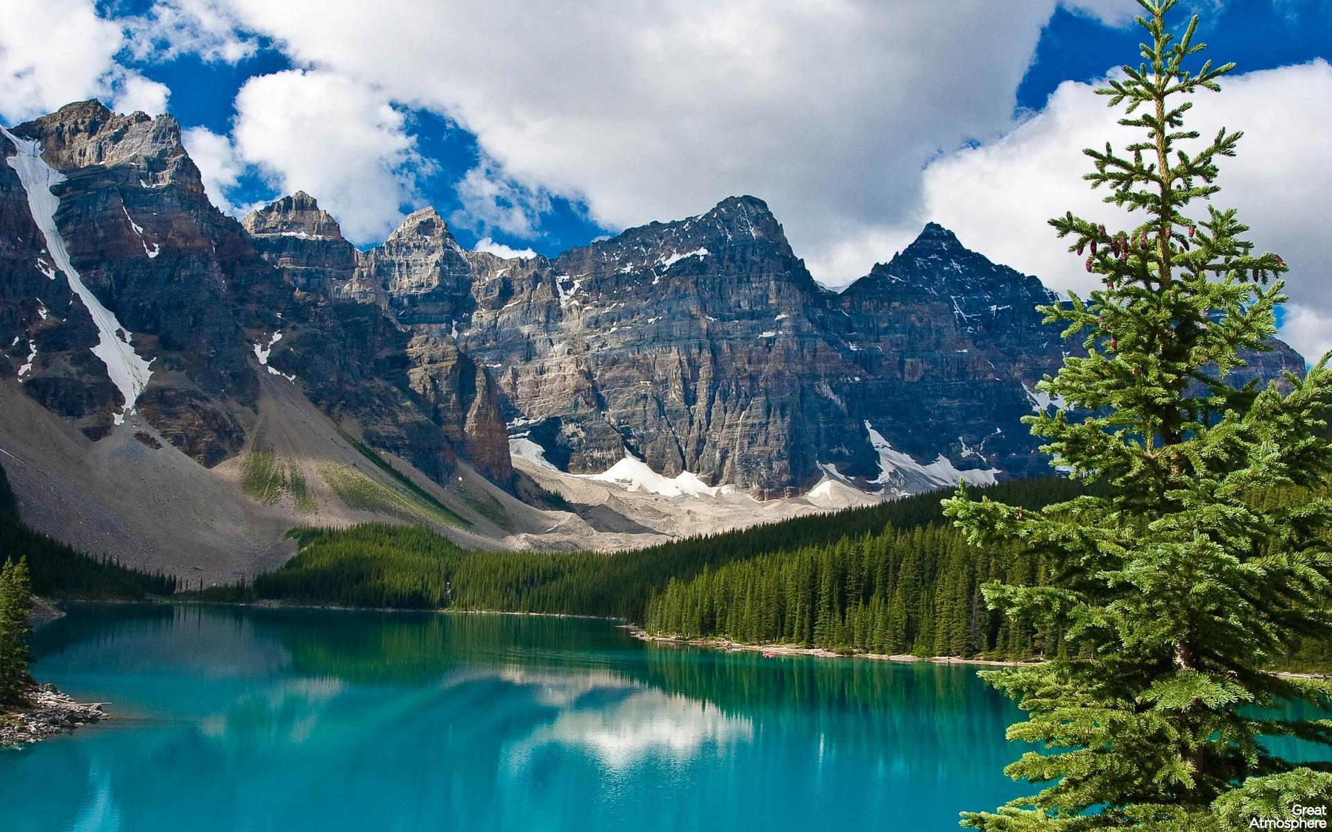 Jasper National Park. National Park in Alberta, Canada