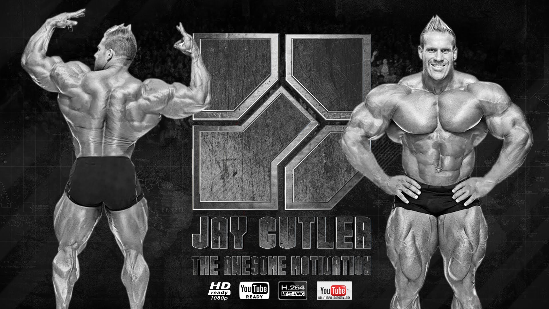 Jay Cutler Bodybuilding motivation (The Awesome Motivation)