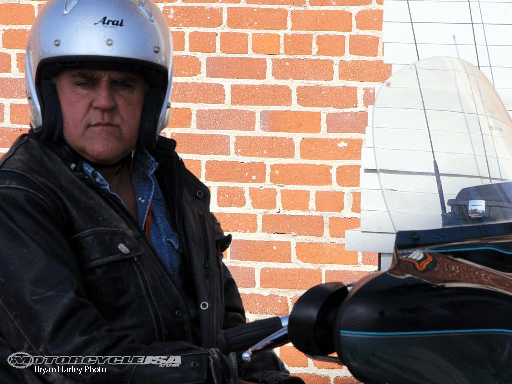 Jay Leno Love Ride 28