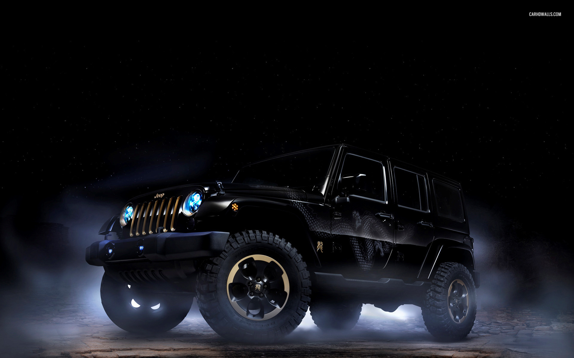 HD Wallpaper | Background ID:282032. 1920x1200 Vehicles Jeep