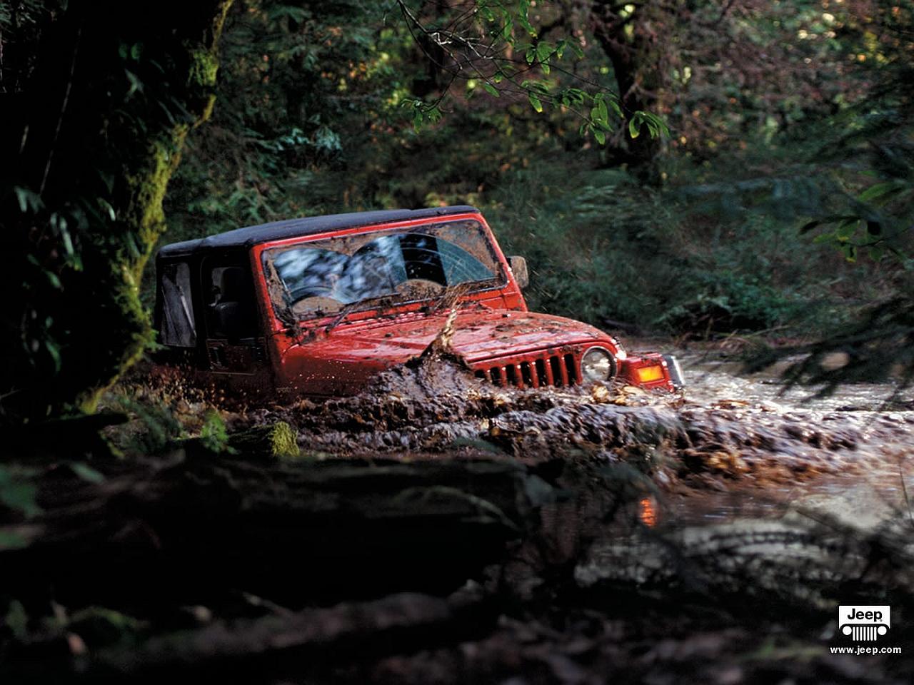 Vehicles - Jeep Wallpaper