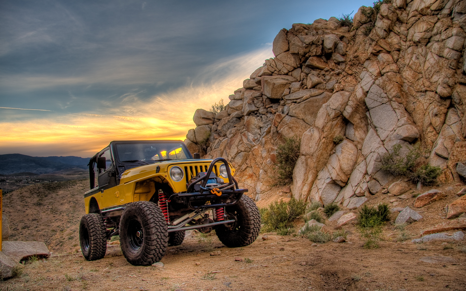 HD Wallpaper | Background ID:353181. 1920x1200 Vehicles Jeep
