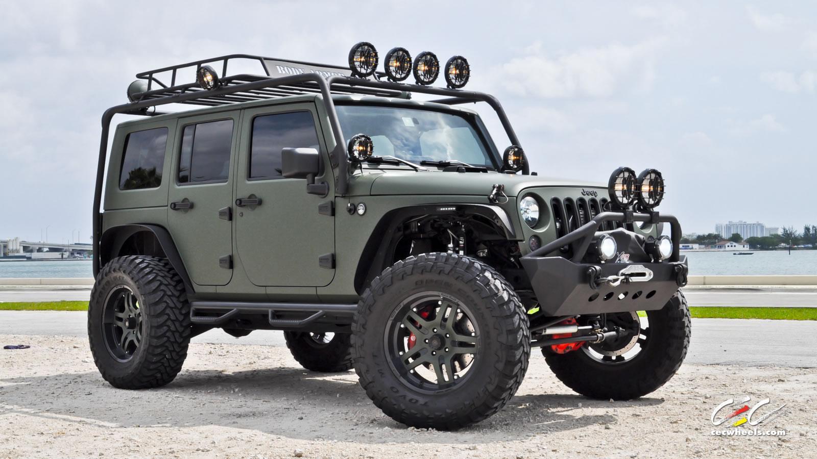 Jeep Wrangler- Photo#03