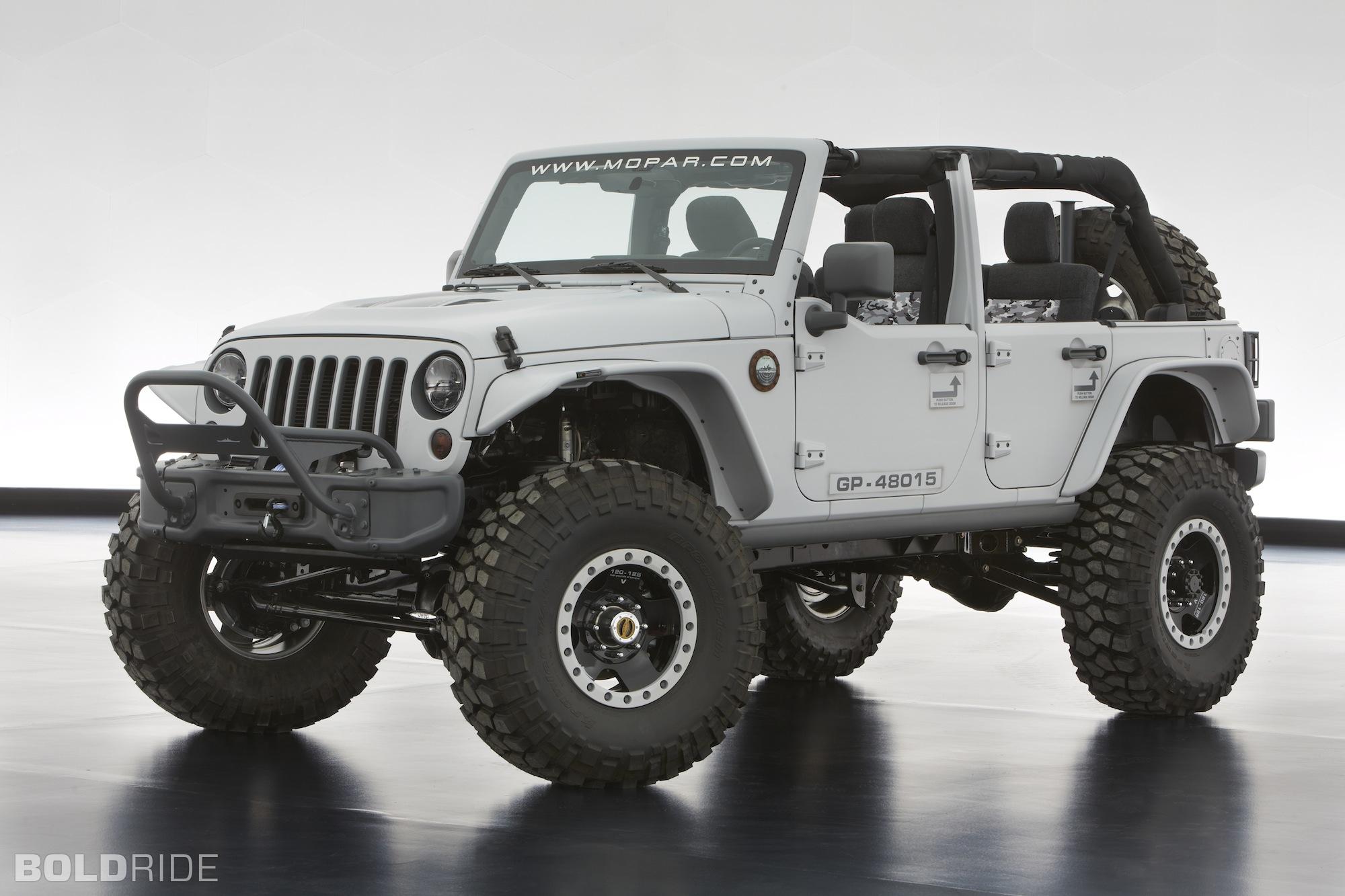 2013 Jeep Wrangler Mopar Recon 1024 x 770