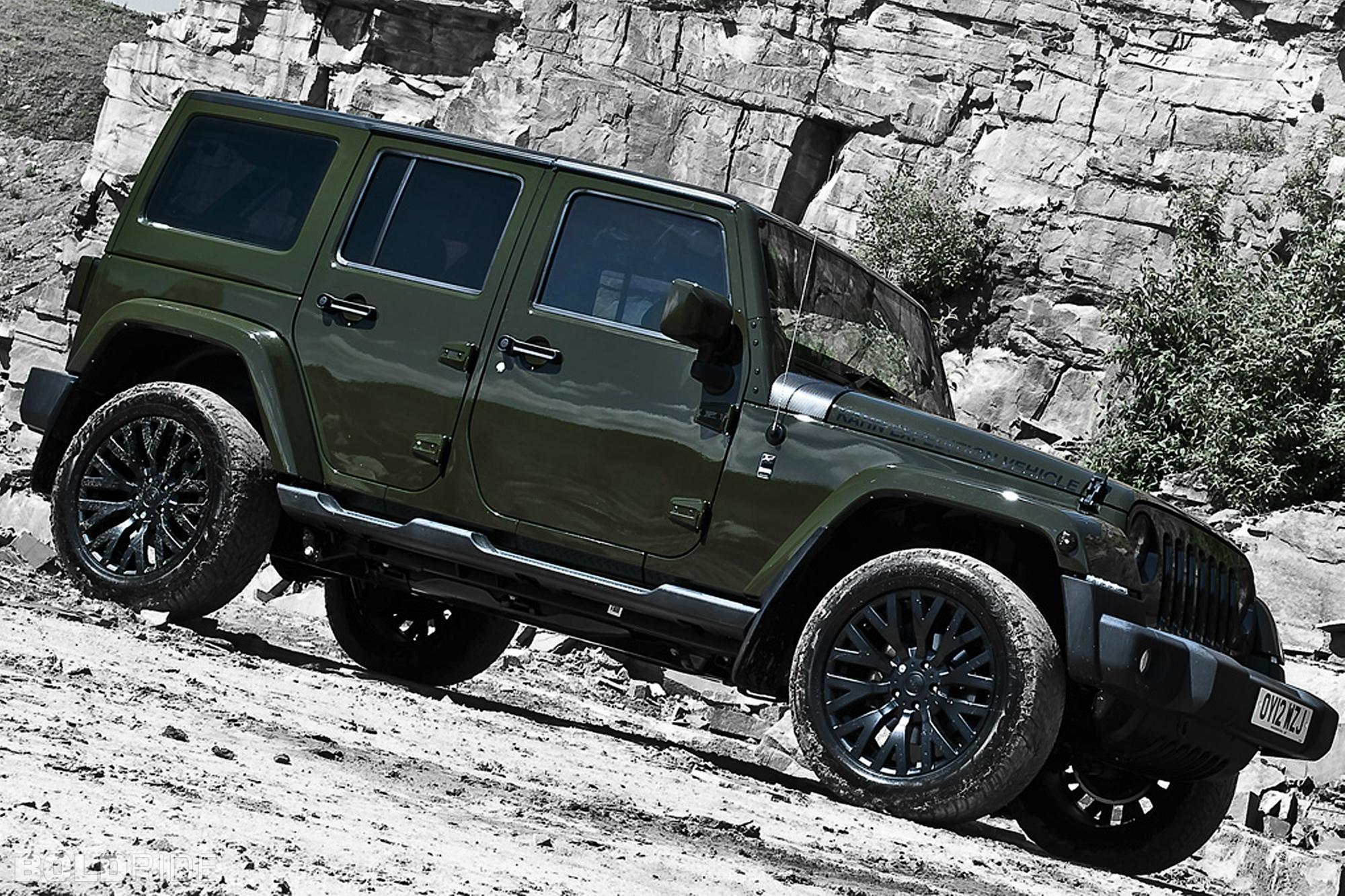 ... Jeep Wrangler ...
