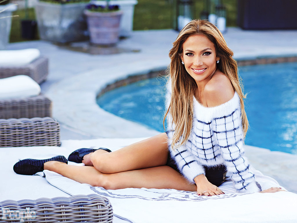 How Jennifer Lopez Got Her Hot Body