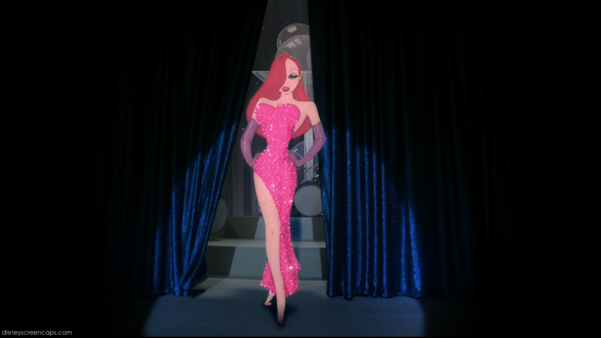 intro - jessica-rabbit Screencap