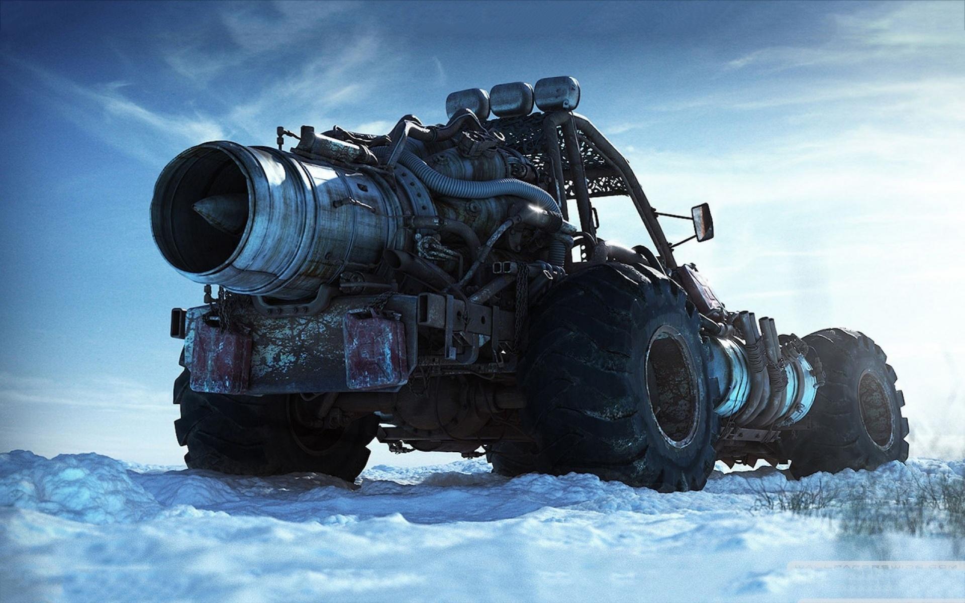 Big Jet Buggy