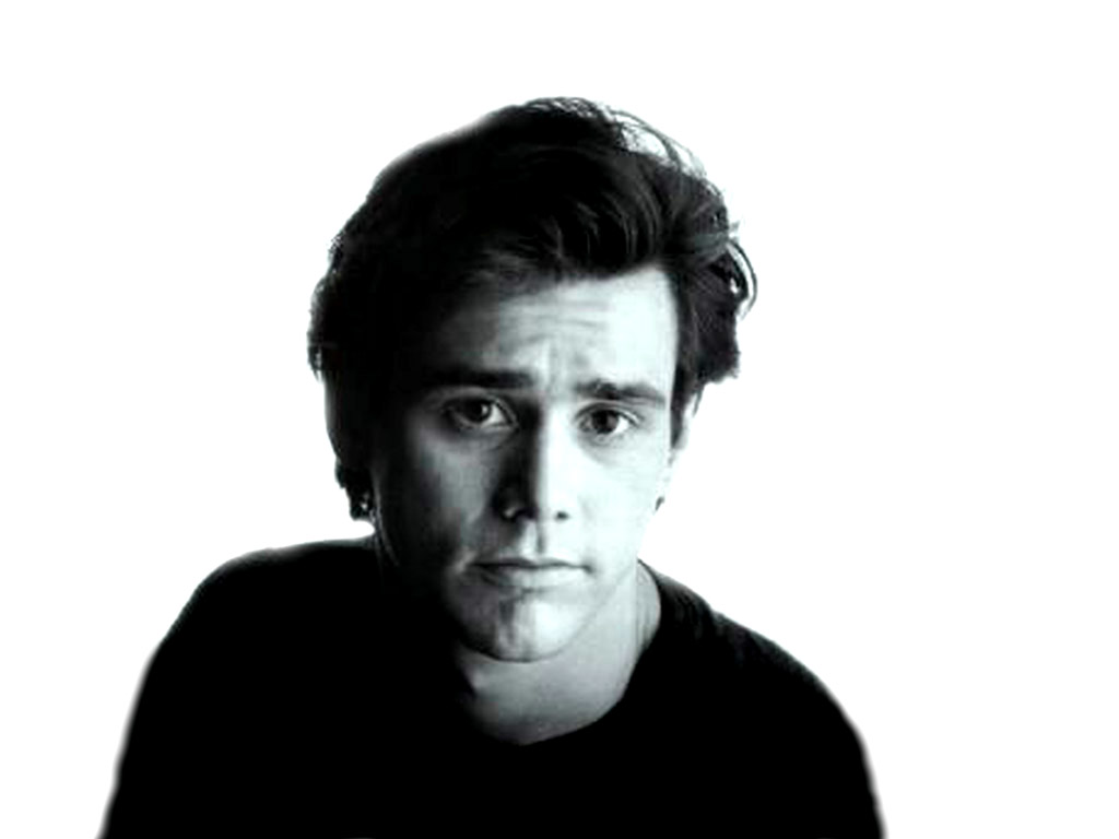 Jim Carrey background ...
