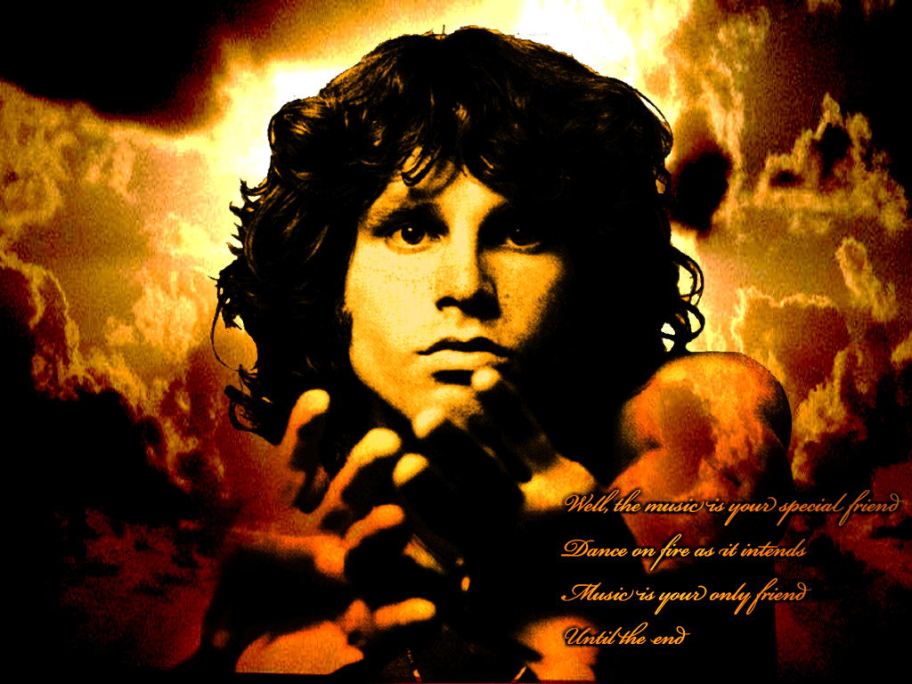 Jim Morrison Wallpaper 1024x768 63143