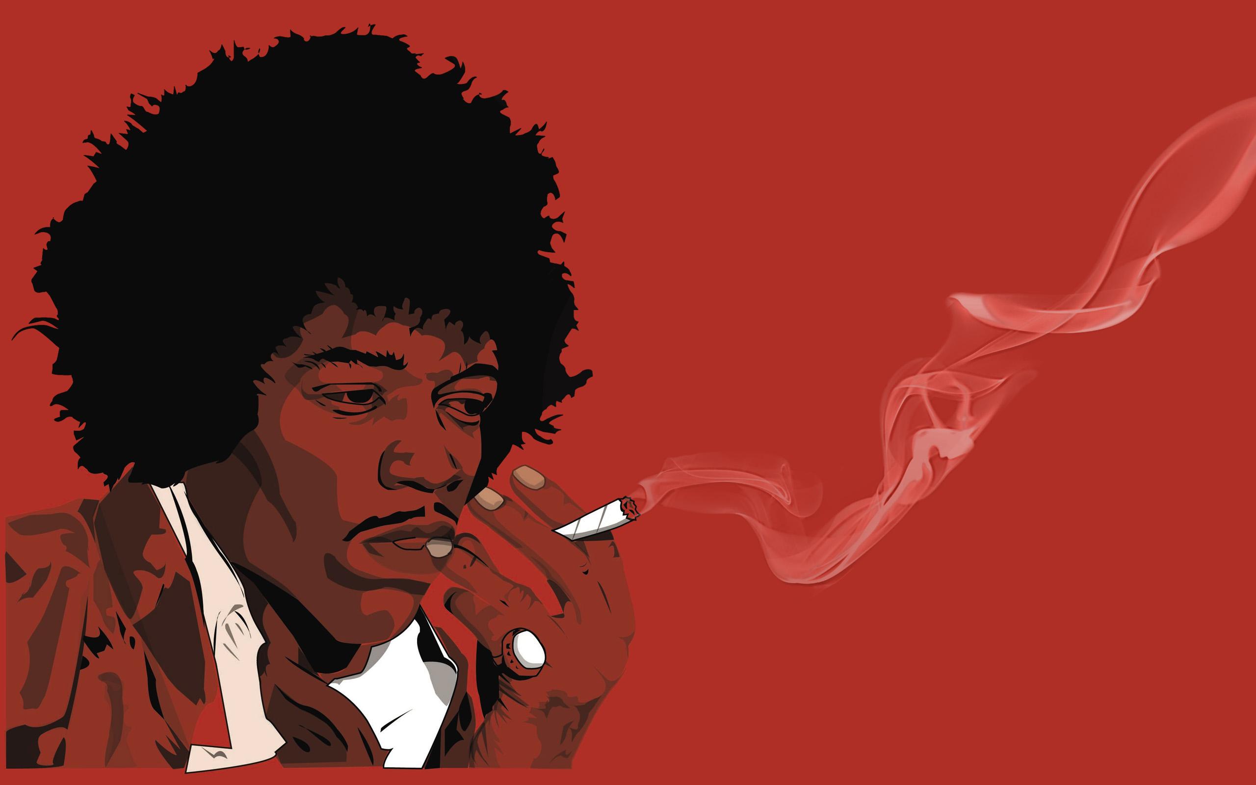 2560x1600 Music Jimi Hendrix