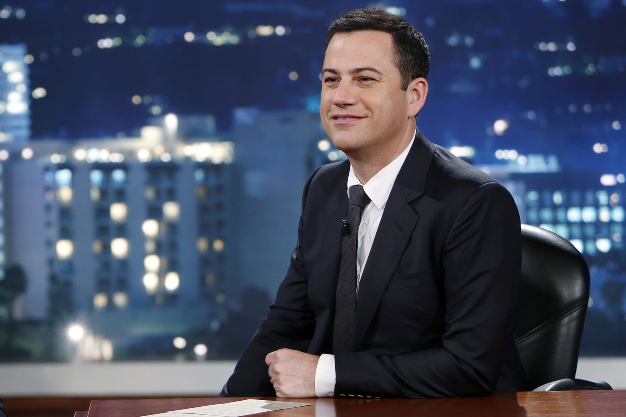"""In ABC's """"Jimmy Kimmel Live"""" show that aired on Oct. 16, a boy shouted, """"Kill everyone in China!"""" when Kimmel asked how the United States should do about ..."""