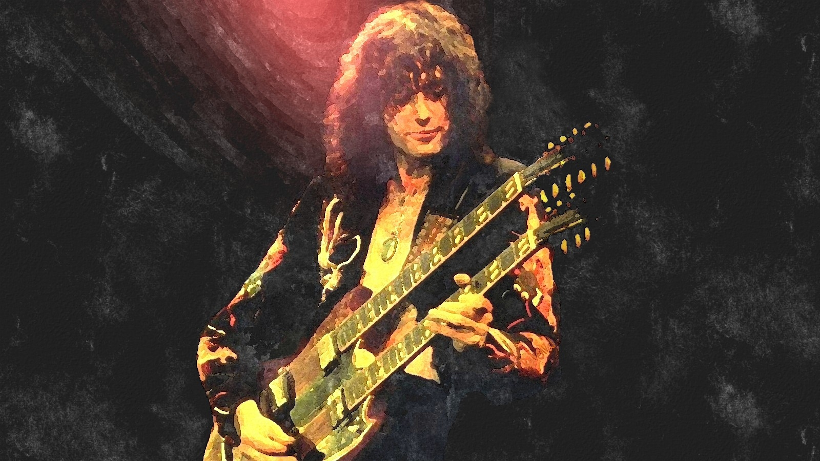 ... Jimmy Page ...