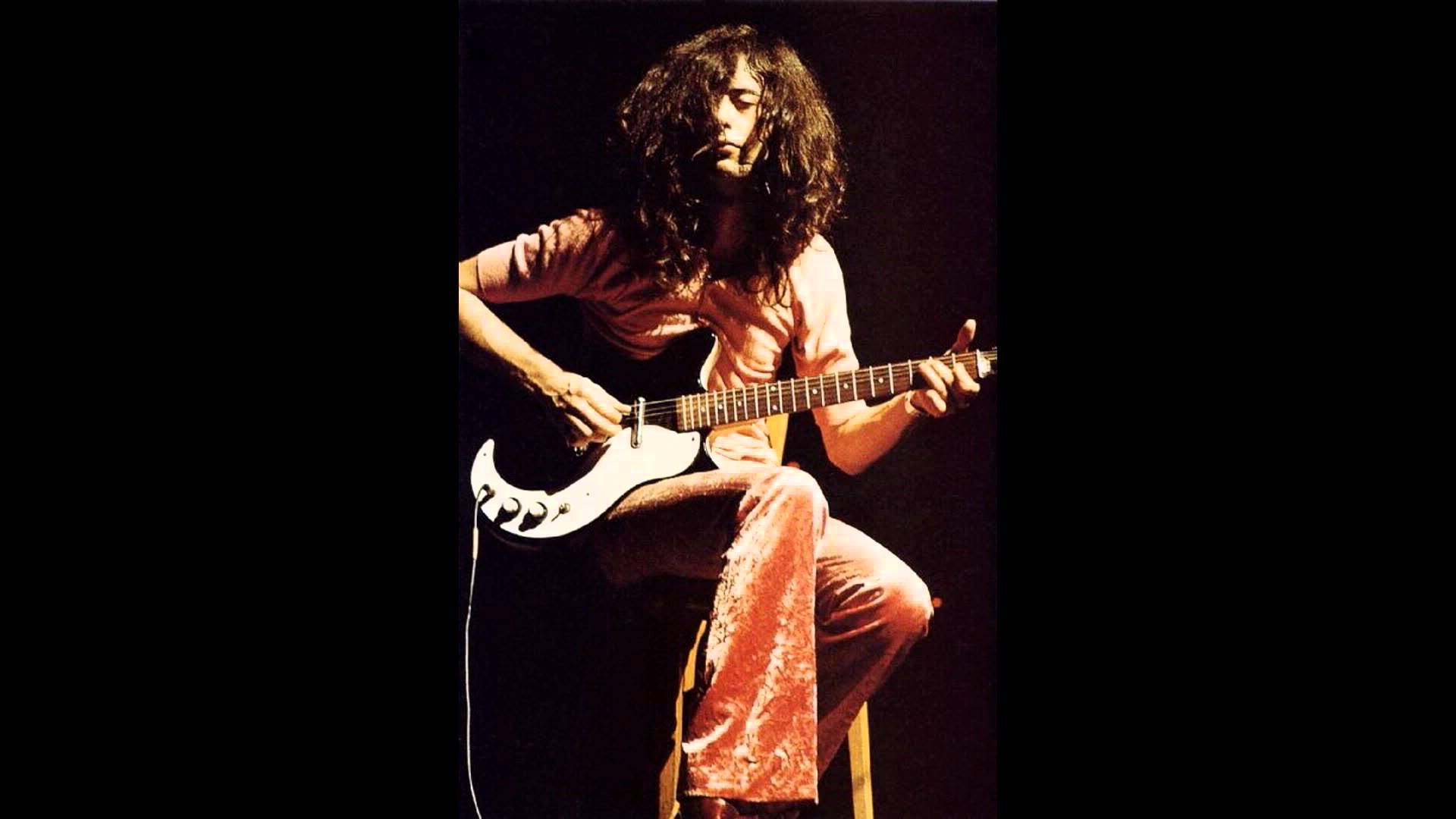 Rare Untitled Jimmy Page Instrumentals 1971-1973 Part 1