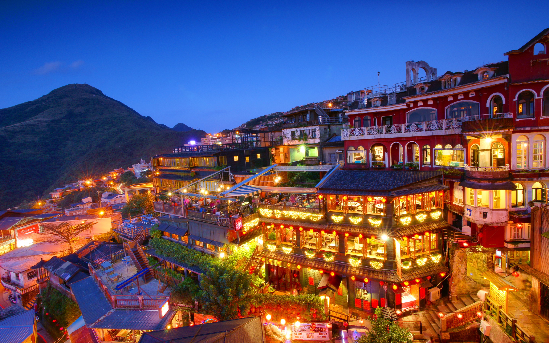Jioufen new taipei city