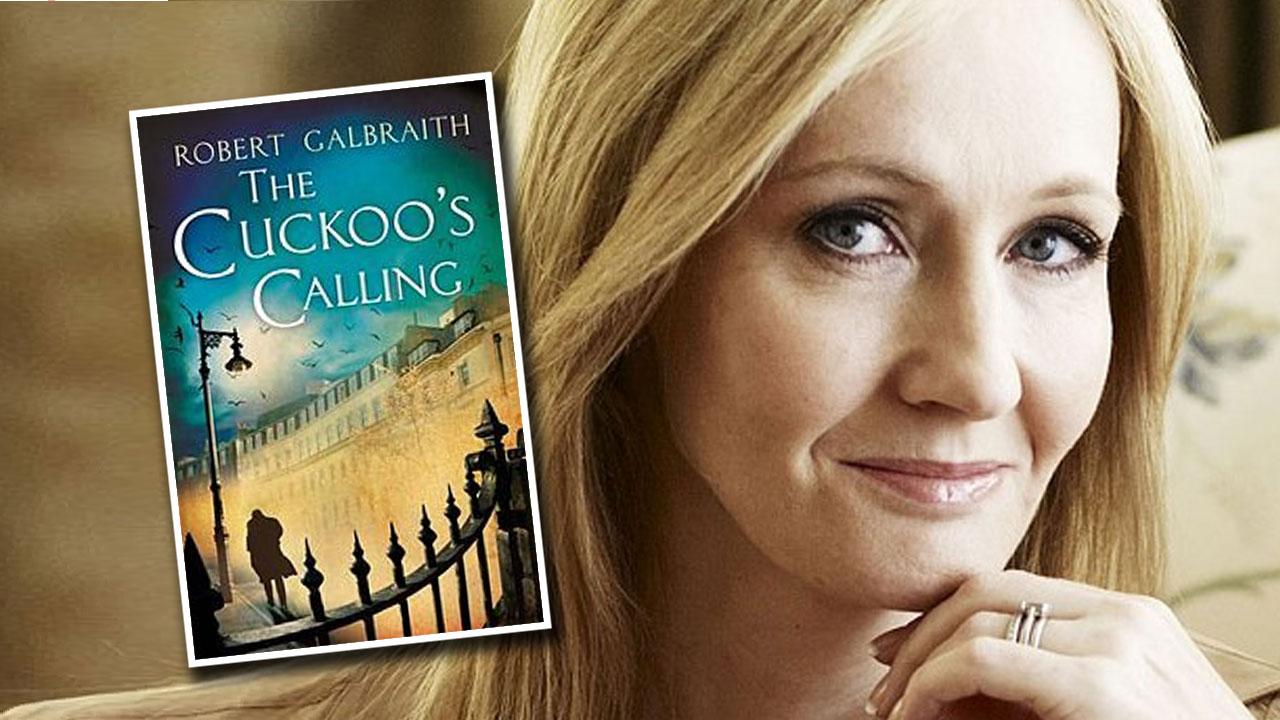 J.K. Rowling revealed as secret author of crime novel