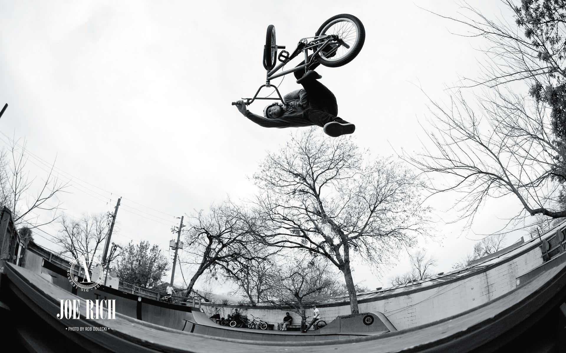 Joe Rich BMX