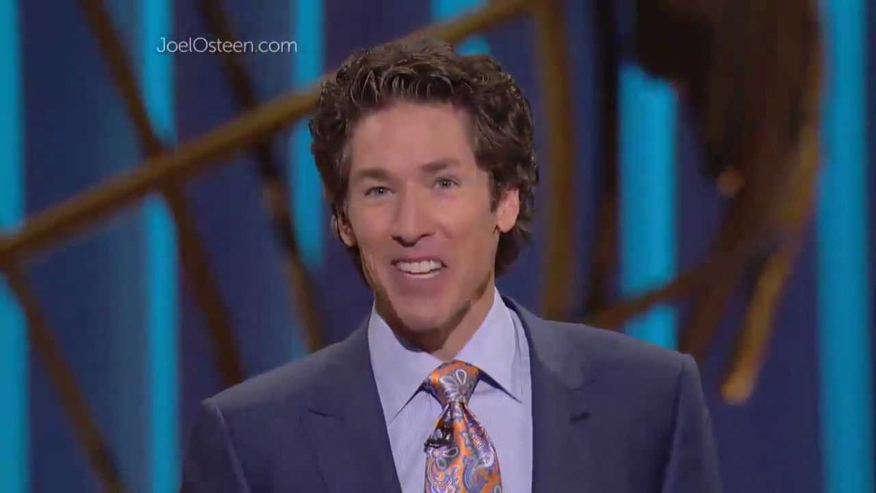Joel Osteen Focus on your Path 2014