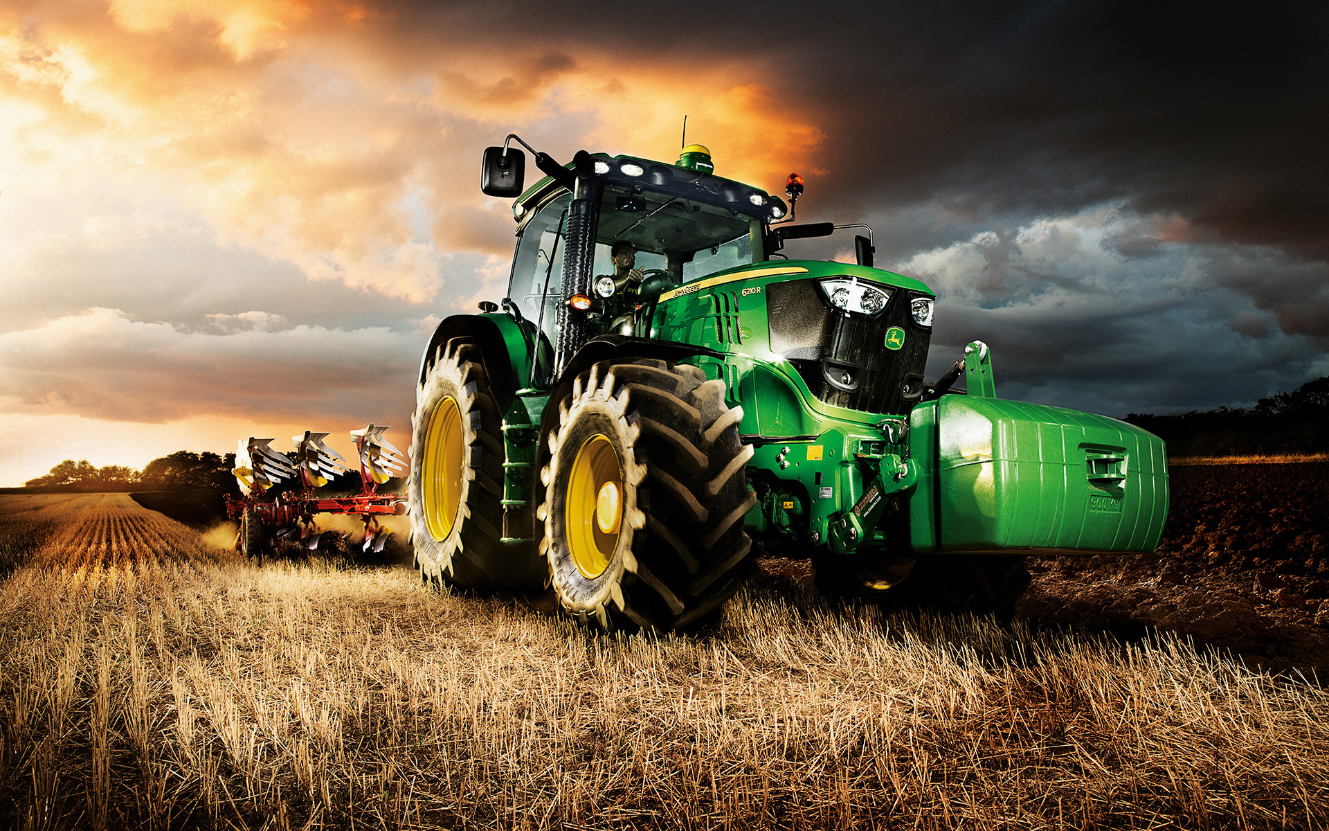 Free John Deere Wallpaper