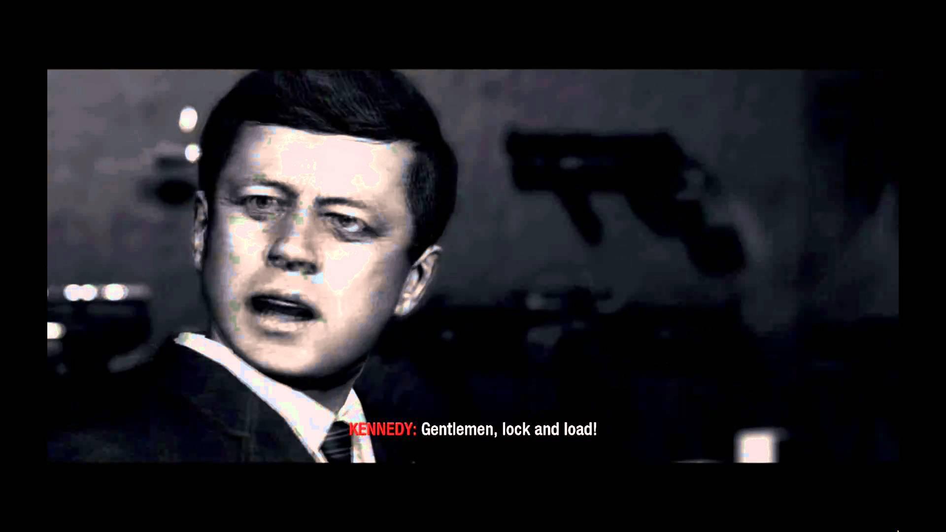 John F. Kennedy - Zombie Badass